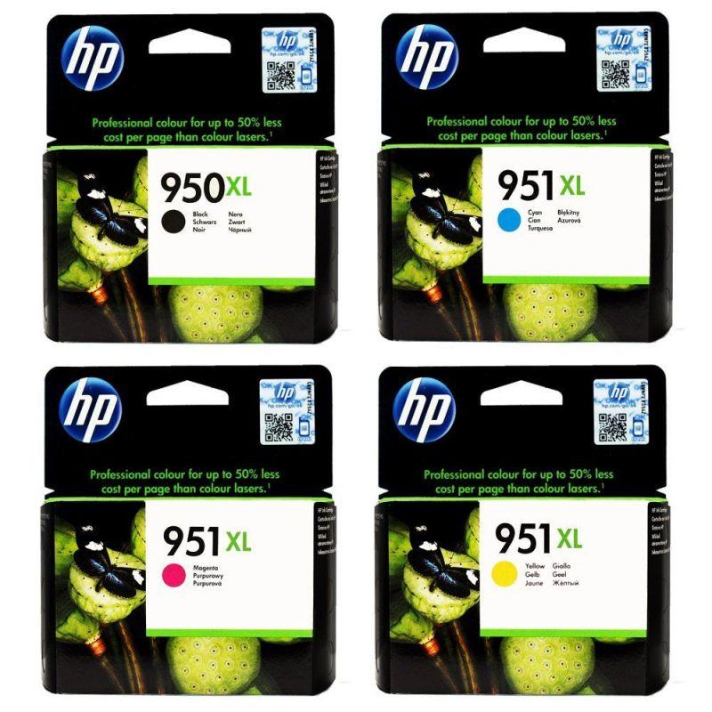 Μελάνια εκτυπωτών - Hewlett Packard