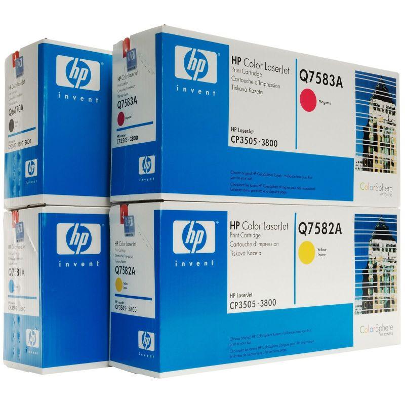 Τόνερ εκτυπωτών - Hewlett Packard