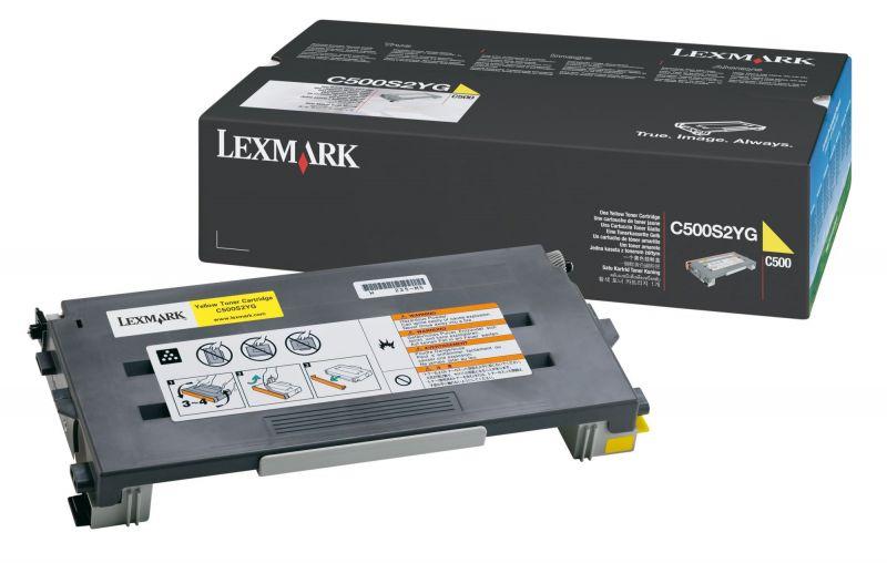 Τόνερ εκτυπωτών - Lexmark
