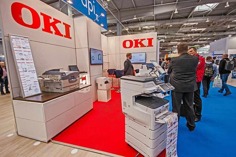 Εκτυπωτές και πολυμηχανήματα Oki