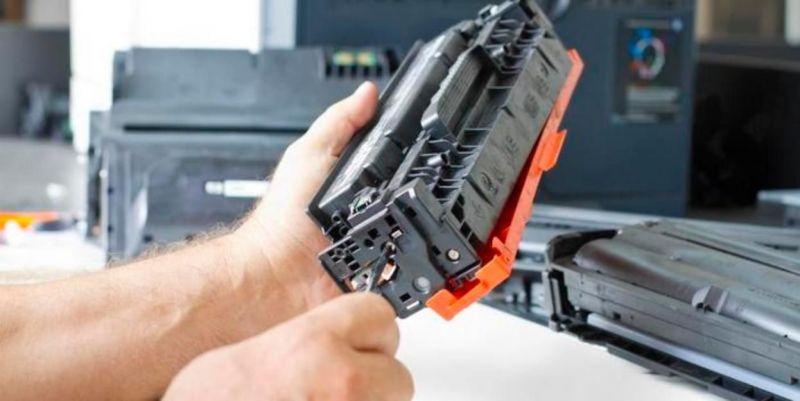 Ξαναγέμισμα (refill) σε τόνερ εκτυπωτή